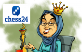 Tan Zhongyi is the new Women's World Chess Champion
