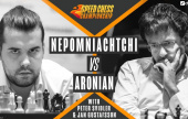 Aronian beats Nepo to set up MVL quarterfinal