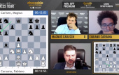 Chessable Masters 7: Magnus & Nepo race into semis