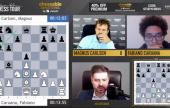 Chessable 大师赛:卡尔森和涅波率先晋级半决赛