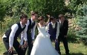 ¡Vivan los novios! La boda de Giri y Sopiko