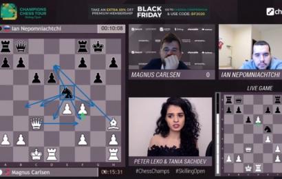 Skilling Open Полуфинал 1: Карлсен и Со вырываются вперед