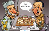 London Chess Classic 5: Adams strikes, Vlad escapes