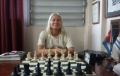 Personalidades del ajedrez cubano (I): Entrevista a Vivian Ramón