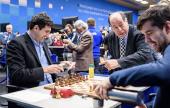 Tata Steel 2019: Nepo vence a Kramnik y toma la punta