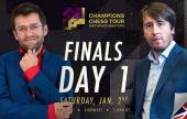 Airthings Masters SF2: It's an Aronian-Radjabov final