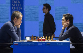 Tata Steel 10: Giri leads before Carlsen showdown