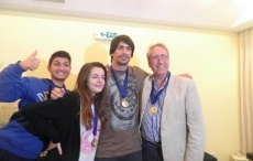 My way to the Gold Medal in the Aegean Team Championship 2014!
