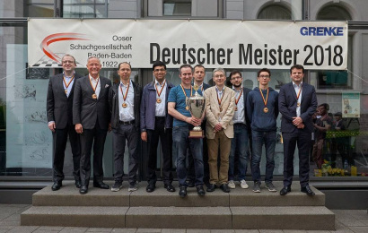 Bundesliga-Stichkampf: Baden-Baden ist Meister