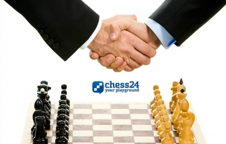 Os da problemas el modulo de chess24?
