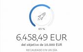 ¡Más de 6500 euros para la Cruz Roja!