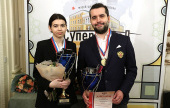 Nepomniachtchi & Goryachkina win 2020 Russian Championships