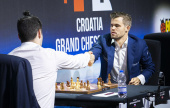 Croatia GCT 7: Carlsen ends his Nepo jinx