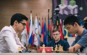 Khanty World Cup R3 TB: Xiong wirft Giri raus