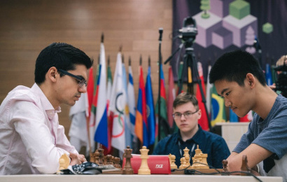 Khanty World Cup R3 TB: Xiong knocks out Giri