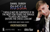 Daniil Dubov: From Russia with Ideas