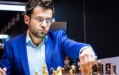 Norway Chess 6: Lev traps another champ's queen