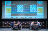 Final Grand Chess Tour (3): ¡Emocionantes rápidas!