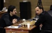 Kandidatenturnier, 6. Runde: Topalov mit Big Point gegen Kramnik