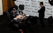 Jerusalem Grand Prix SF 2: Nepo knocks out MVL
