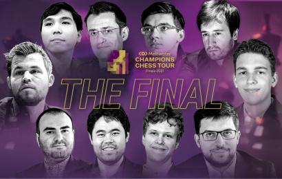 La finale du Meltwater Champions Chess Tour Finals arrive bientôt !