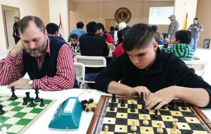 Superando obstáctulos: Jesús Barrios y el ajedrez
