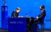 Tata Steel 8: Esipenko crushes Carlsen | Firouzja top