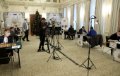 Russian Superfinals 1-2: Karjakin & Nepo among the leaders