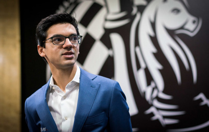 """Anish Giri: """"The tournament ended surprisingly chaotically"""""""