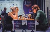 FIDE Weltpokal Runde 3: Paehtz weiter, Blübaum raus