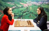 Tehran WWCh, R1 tiebreaks: No more local heroes