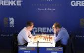 GRENKE Classic, R8: Vitiugov stoppt Carlsen
