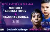 Gelfand Challenge (2): Un perfecto Pragg se une a Abdusattorov
