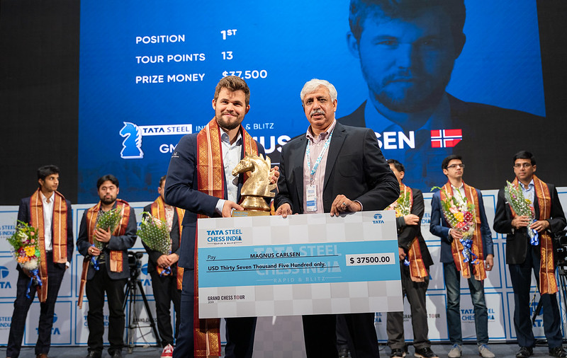 A new Carlsen record: Tata Steel Winners & Losers | chess24 com