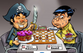 London Chess Classic 3: Birthday blues