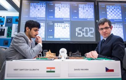 Prager Masters 8: Schach ist schwierig!