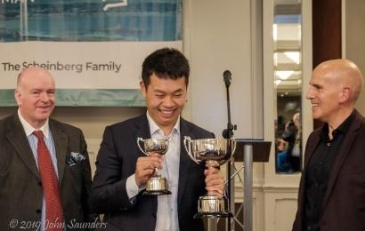 Wang Hao räumt ab! 9 Lehren vom Grand Swiss