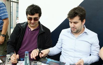 Dortmund 2018, R5: Nepo stoppt Kramnik