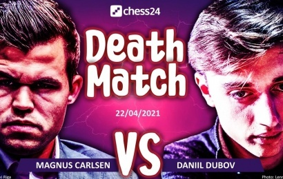 Magnus takes on Dubov, Artemiev & the Challengers