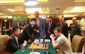 IMSA World Masters starts in Hengshui