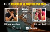 José Martínez vs Luis Supi
