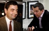 Bei der Geburt getrennt: Onischuk und Mr. Bean