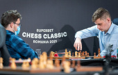 Superbet Chess Classic (2): Deac deja en shock a MVL