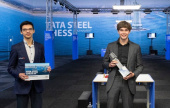 Jorden van Foreest wins the Tata Steel Masters