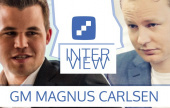 Magnus Carlsen habla sobre Vladimir Kramnik
