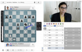 Chessable Masters 6: So and Le strike first