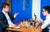 Carlsen tops Clutch Chess International field
