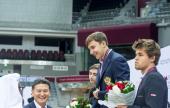 Doha Blitz, Day 2: Karjakin ends 2016 as champ