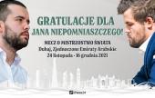 Jan Niepomniaszczij zwycięzcą Turnieju Pretendentów!