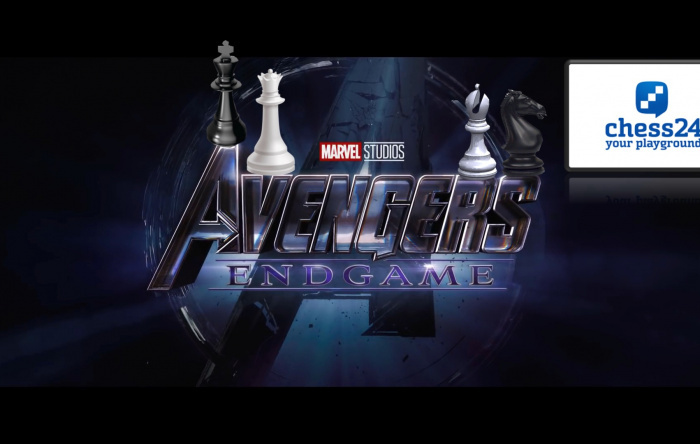 Avengers Endgame Chess Edition